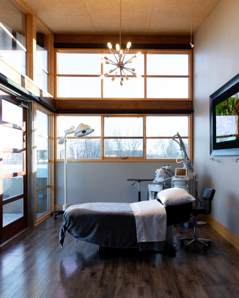 medical spa office in Fort Collins, CO