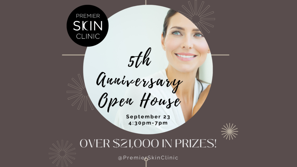 5th Anniversary Open House
